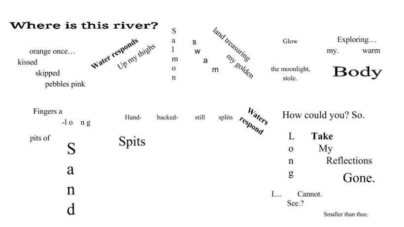 where is the river