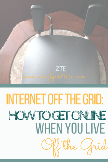 Internet-Off-The-Grid